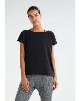 Breathe Open Back Strappy Sports Shirt
