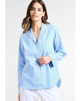 Poplin Pyjama Top