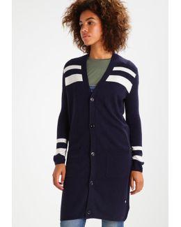 Jaedd Stripe Cardigan Knit L/s Cardigan