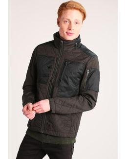 Powel Quilted Overshirt L/s Light Jacket