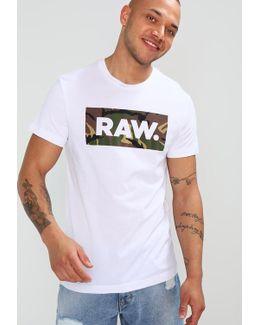 Dc Art R T S/s Print T-shirt