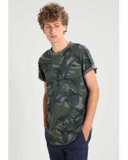 Felor Camo Relaxed R T S/s Regular Fit Print T-shirt
