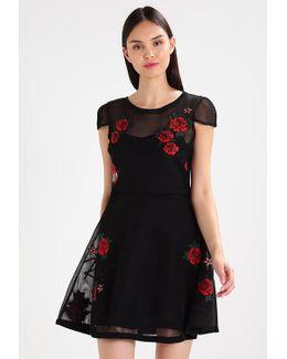 Roses Summer Dress