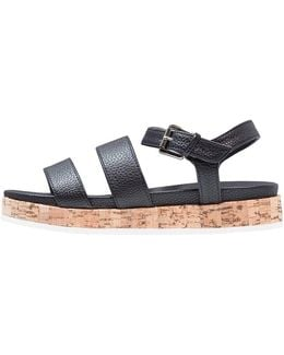 Latin Platform Sandals