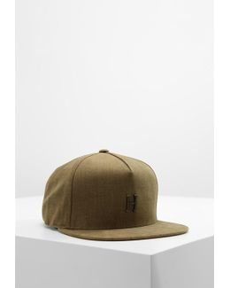 Small Metal Strapback Cap