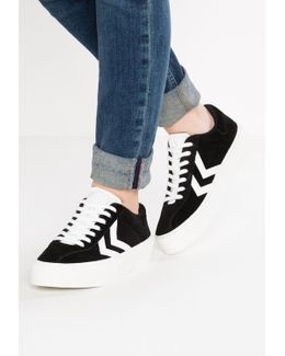 Diamant High Rise Suede Trainers