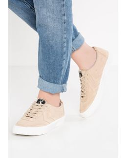 Stockholm Suede Low Trainers