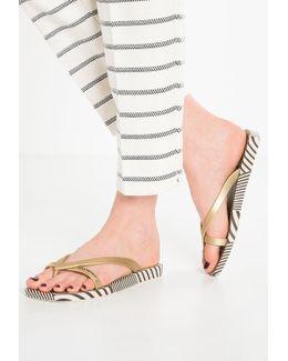 Fashion Kirey T-bar Sandals