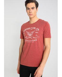 Jjverik Slim Fit Print T-shirt