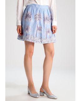 Summer A-line Skirt