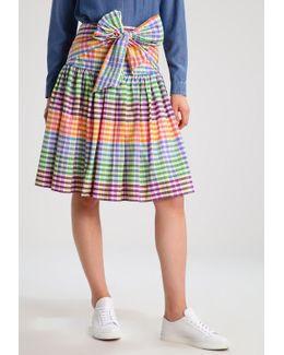 Violet Moon A-line Skirt