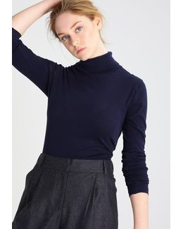 Tissue Long Sleeved Top
