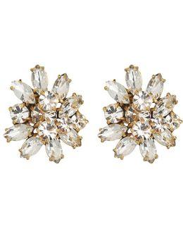 Crystal Explosion Earrings