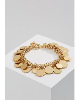 Flat Disc Bracelet