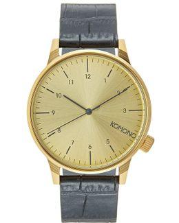 The Winston Monte Carlo Watch