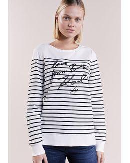 Love From Paris Sequence Sweatshirt