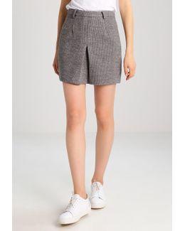 Bonded Mini Skirt