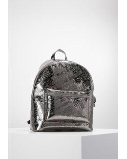 Metallic Embossed Rucksack
