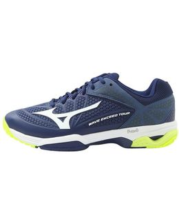 Wave Exceed Tour 2 Allcourt Outdoor Tennis Shoes