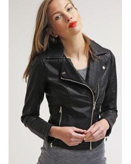 Elsy Faux Leather Jacket