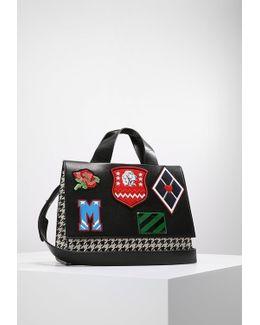 Multi Patch Handbag