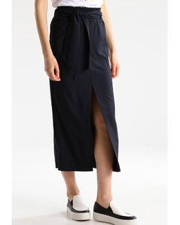 Compass Maxi Skirt