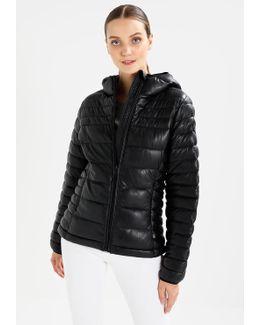 Aerons Faux Leather Jacket