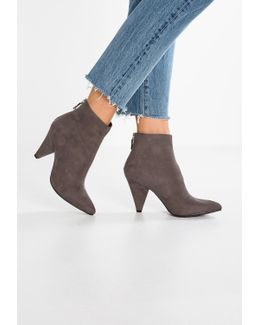 Barb Ankle Boots