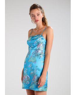 Oriental Shift Dress
