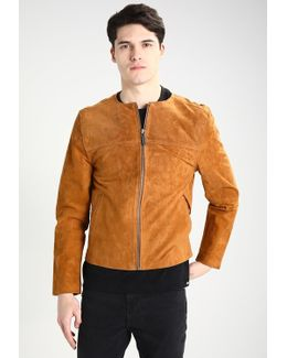 Lamorna Leather Jacket