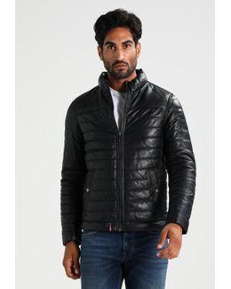 Footloose Leather Jacket