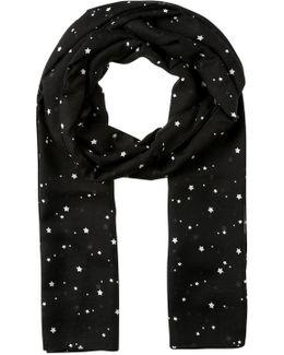 Onlbeth Weaved Star Scarf