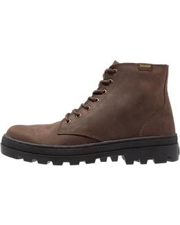 Plboss Mid Lace-up Boots