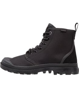 Pampa Wp Lace-up Boots