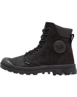 Spor Wp Lace-up Boots