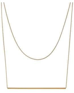 Pcperula Necklace