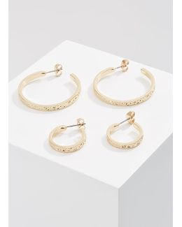 Pckasta Hoop 2 Pack Earrings