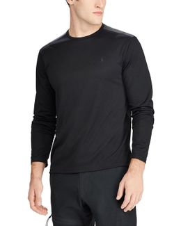 Elevated Microdot Long Sleeved Top
