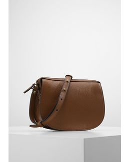 Adria Pebbled Mini Across Body Bag