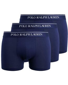 Pouch Trunks 3 Pack Shorts