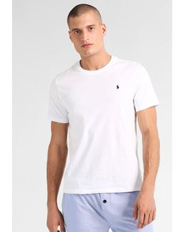 Short Sleeve Crew Pyjama Top