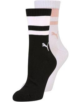 Crew 2 Pack Socks