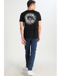 Sspretepeacecav Print T-shirt