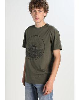Mountainsunshin Print T-shirt