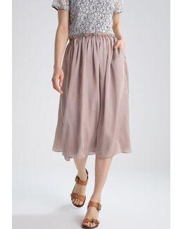 Alissa A-line Skirt
