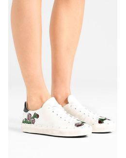 Michell Flower Trainers