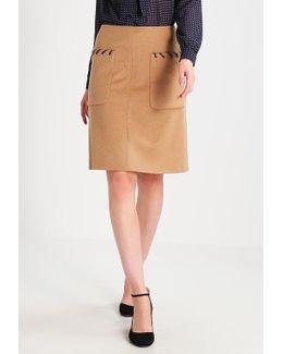 Saphier A-line Skirt