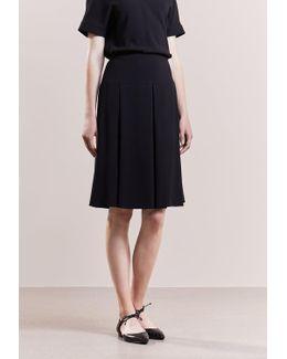 Sacha Pleated Skirt