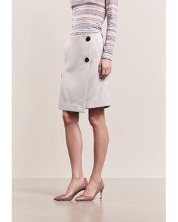 Shiloh A-line Skirt