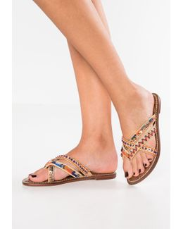 Karly T-bar Sandals